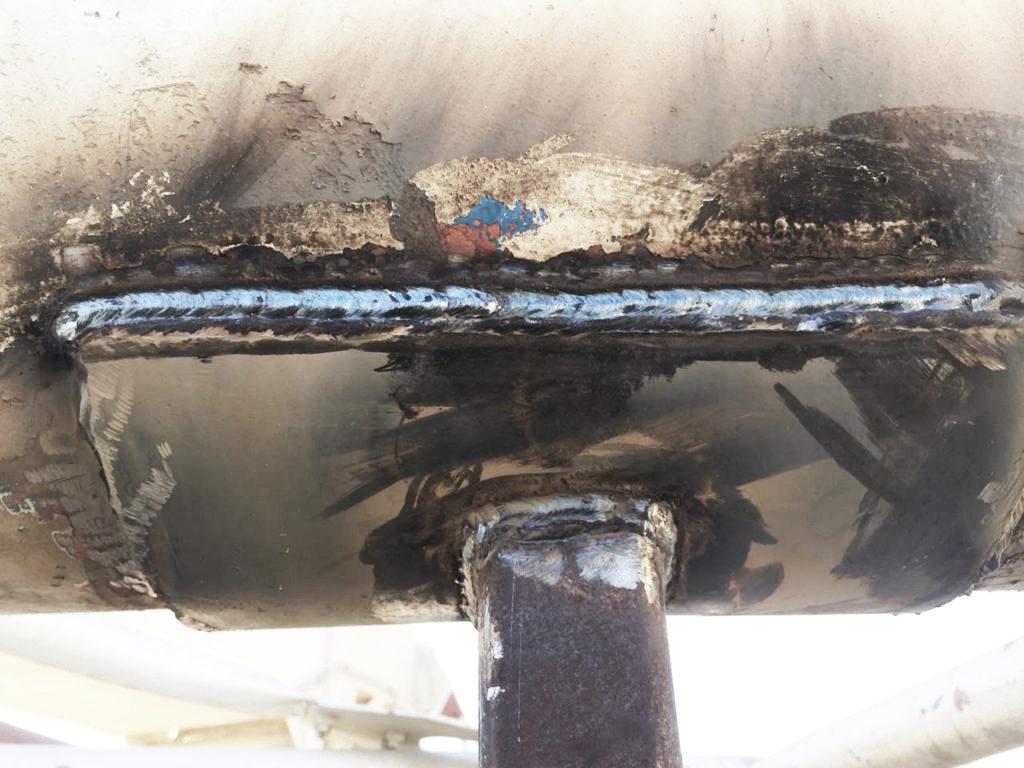 khuthele repair welding