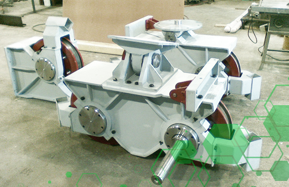 spare parts for KOCH machines